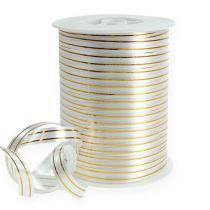 Jaettu nauha 2 kultaista nauhaa hopealle 10 mm 250m