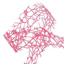 Verkkonauha vaaleanpunainen 40mm 10m