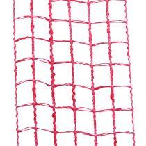 Ristikkoteippi 4,5 cm x 10 m vaaleanpunainen