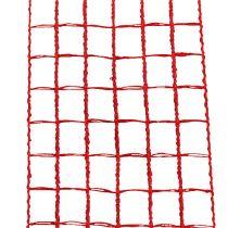 Ristikkoteippi 4,5 cm x 10 m punainen