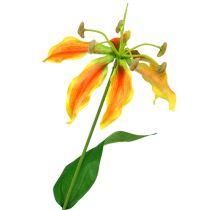 Gloriosan haara oranssinkeltainen 90cm 1kpl