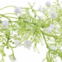 Garland gypsophila valkoinen 180cm