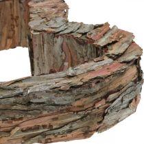 Deco Sydänpuu Mäntykuori 40×32cm