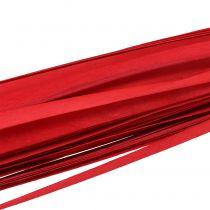 Puiset nauhat punottu nauha punainen 95cm - 100cm 50p