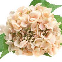 Hortensia keinotekoinen vaaleanpunainen 61cm