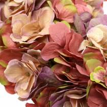 Hortensian seppele vanha ruusu Ø44cm