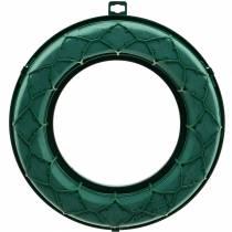 OASIS® IDEAL yleisvaahtomuovirengas vihreä Ø27,5cm 3kpl.