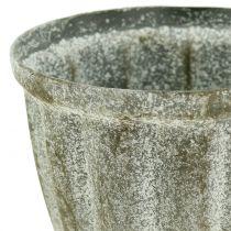 Pikari Antique Look Grey Ø9cm K12,6cm
