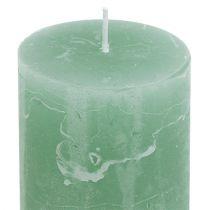 Kynttilä Joulu Jade 50mm x 100mm 12kpl 12kpl