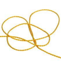 Keltainen johto 2mm 50m