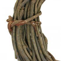 Deco seppele oksista tehty Nature Ø40cm Luonnonseppele