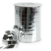 Jaettu nauhakiilto 10mm 250m hopea