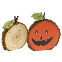 Kurpitsasekoitus puusta 6cm 12kpl