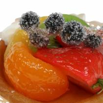 Keinotekoinen mandariinitorttu Ø8cm
