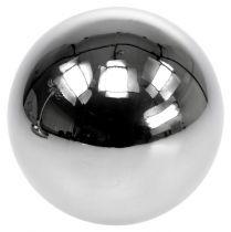 Ruostumattomasta teräksestä valmistetut pallot koristeluun Ø6cm 10kpl.