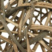 Deco Ball Vine Wood Luonnollinen Ø25cm