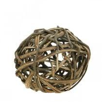 Deco Ball Vine Wood Luonnollinen Ø20cm