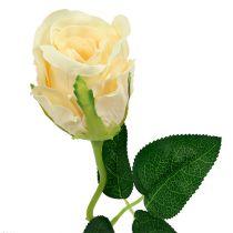 Keinotekoiset kukat ruusuvoide Ø6cm L50cm 6kpl