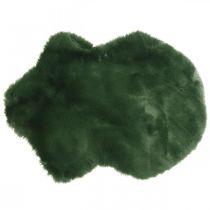 Deco turkis matto vihreä tekoturkis 55×38cm