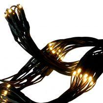 LED-valoverkko 384 lämminvalkoinen 3m x3 m ulkotiloihin