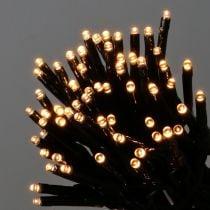 LED riisi valoketju sisä- ja ulkotiloihin 500s 11m vihreä/lämmin valkoinen