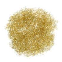 Kihara metallinen kihara kultainen 50g