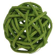 Lataball 3cm valkaistua vihreää 72kpl