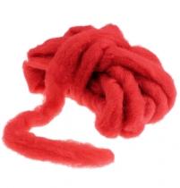 Villaniitti 10m punainen