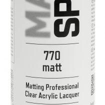 Matta spray ammattilaisakryylilakka 400ml