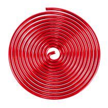 Alumiinilanka ruuvi metalliruuvi punainen 2mm 120cm 2kpl 2kpl