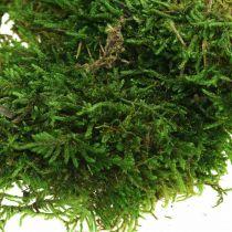 Koristesammal käsitöihin vihreä, tummanvihreä 100g