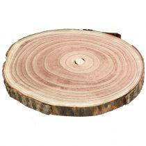 Puuviipale sinikellopuu luonto Ø20-24cm 1kpl