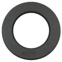 Kukkainen vaahtorengas OASIS® Black Naylor Base® 35cm 2kpl