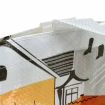 Ostoskassi kahvoilla Bella Vita muovi 32 × 21 × 26cm
