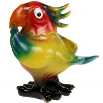 Papukaijahahmo 11,5 cm värillinen 1kpl