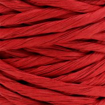 Paperijohto 6mm 23m punainen