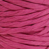Paperinaru 6mm 23m vaaleanpunainen