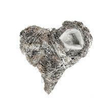 Kasvien sydäntötteröt 20x20cm kalkittu 3kpl