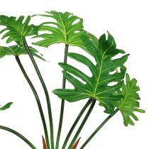 Philodendron kasvi keinotekoinen vihreä 58cm