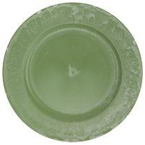 Esittelylevy vihreä Ø25cm