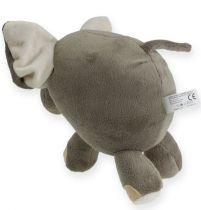 Pehmo norsu 20cm harmaa