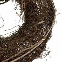 Paju seppele paju luonnolla Ø30cm 2kpl