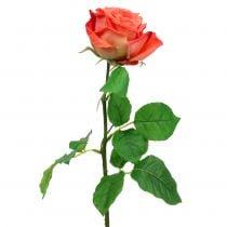 Ruusun keinotekoinen kukalohi 67,5 cm