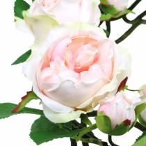 Rukousnauha vaaleanpunainen Ø35cm