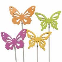 Kukatulppa perhospuu 7x5,5cm 12kpl valikoituna