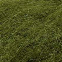 Sisal Moss Vihreä 250g