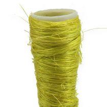 Sisal-laukku vaaleanvihreä Ø1,5cm L15cm 20kpl