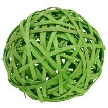 Chipball vaaleanvihreä Ø8cm 4kpl