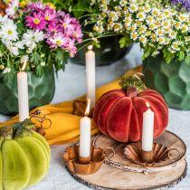 Stick Candle Valkoinen kerma Kynttilä koristelu 120mm/Ø21mm 6kpl 6kpl