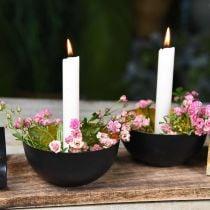 Stick kynttilä valkoinen kerma vaha kynttilät 180mm/Ø21mm 6kpl 6kpl